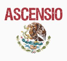 Ascensio Surname Mexican Kids Clothes