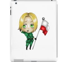 Chibi Poland iPad Case/Skin