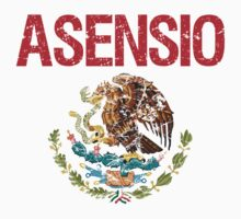 Asensio Surname Mexican Kids Clothes