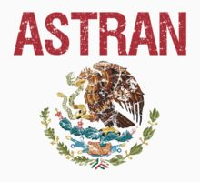 Astran Surname Mexican Kids Clothes
