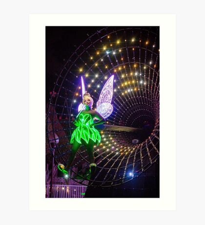 Tink About It Art Print