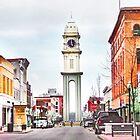 Town Clock/ Dubuque, Iowa (USA) by Nadya Johnson