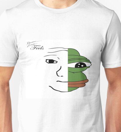 Random Access Feels Unisex T-Shirt