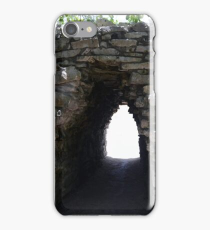 Ancient Tunnel iPhone Case/Skin