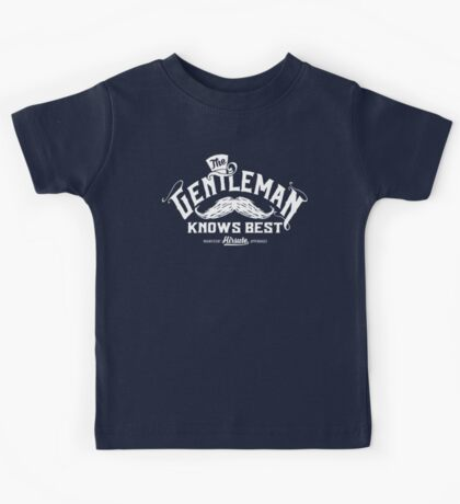 The Gentleman Knows Best Kids Clothes