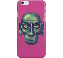 the curse of the vampire iPhone Case/Skin