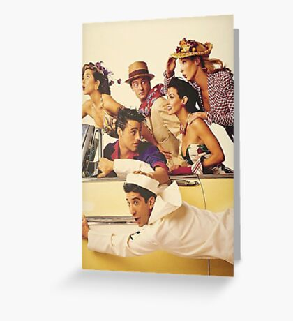 Friends - TV Show Greeting Card