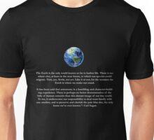 Peice of a Pale Blue Dot Unisex T-Shirt