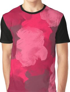 Shades Of Pink Graphic T-Shirt