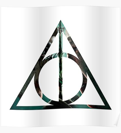 Harry Potter - Deatlhy Hallows  Poster