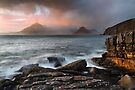 Elgol. Stormy Sunset. Isle of Skye. Scotland. by PhotosEcosse