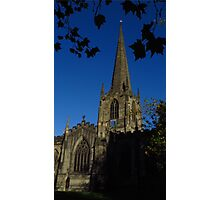 Sheffield Cathedral Photographic Print