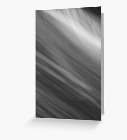 At the Speed of Light Greeting Card