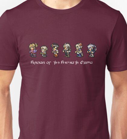 16-bit Scions Unisex T-Shirt