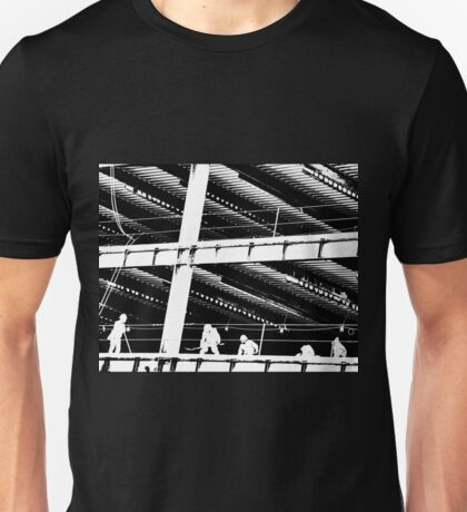 Workers Be Workin' Unisex T-Shirt