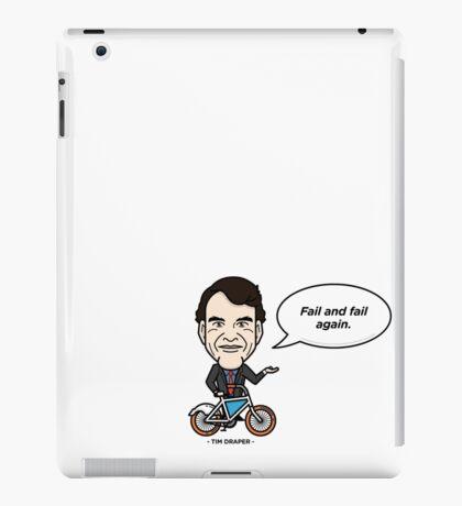 Tim Draper - Fail iPad Case/Skin