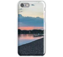 Pink Sunset iPhone Case/Skin