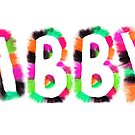 ABBY: Rainbow Smudge Design 2 by JCMPhotos