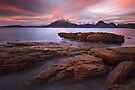 Elgol. Sunset in Winter. Isle of Skye. Scotland. by PhotosEcosse
