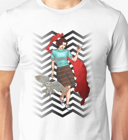 Audrey Horne Unisex T-Shirt