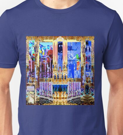 FUTURE PAST AND PRESENT - Carnival Night series Unisex T-Shirt