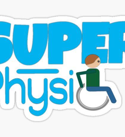 Super PhysiO Sticker