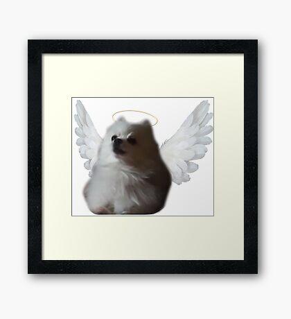 RIP Gabe Framed Print