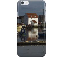 The Tide Mill, Woodbridge (Version 1) iPhone Case/Skin
