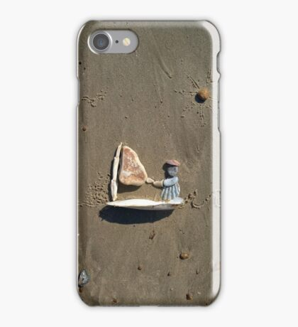 Sailing I iPhone Case/Skin