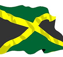 Jamaica Flag by kwg2200