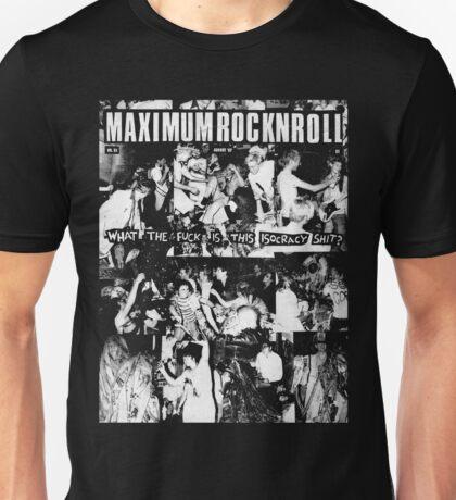 Maximum Rocknroll Unisex T-Shirt