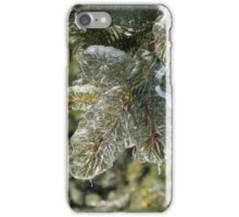 Mother Nature Christmas Decorations - Pine Branches iPhone Case/Skin