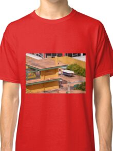 Hot tub in the city Classic T-Shirt