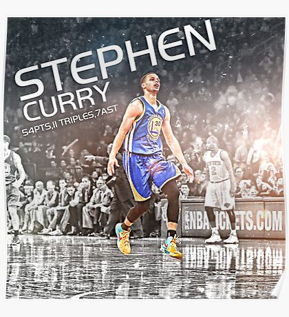 curry Poster