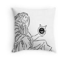 Fullmetal Alchemist Hohenheim Throw Pillow