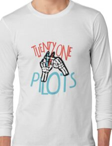 21 Pilots Long Sleeve T-Shirt