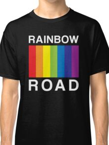 RAINBOW ROAD !!! Classic T-Shirt