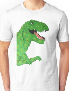 Happy Dino Unisex T-Shirt