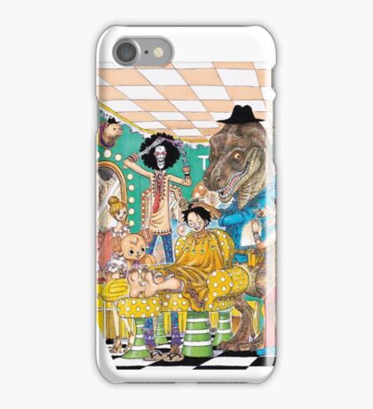 One piece iPhone Case/Skin