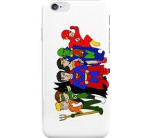 JLA Characters iPhone Case/Skin