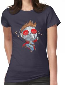 Guardian Of Galaxy Womens Fitted T-Shirt