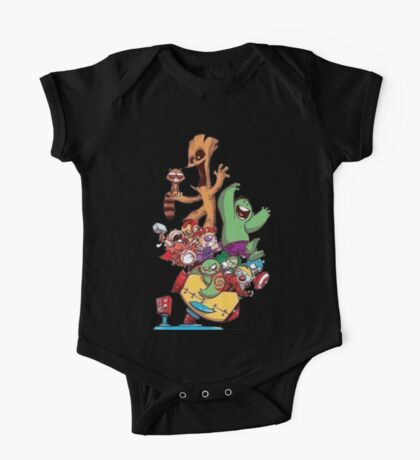 Guardian Of Galaxy One Piece - Short Sleeve