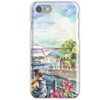 Collioure Harbour 02 iPhone Case/Skin