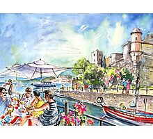 Collioure Harbour 02 Photographic Print
