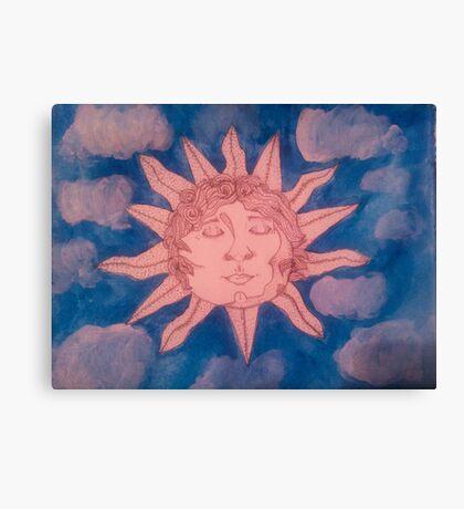 celestial serenity Canvas Print