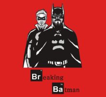 Breaking batman and robin by Capiemary
