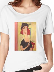 Modigliani by Dore' Women's Relaxed Fit T-Shirt