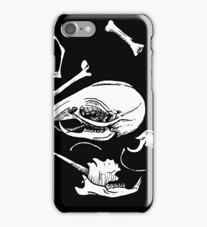 Mouse Bones iPhone Case/Skin