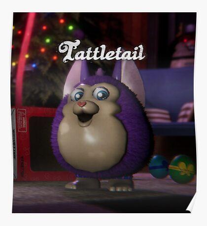 Tattletail Poster