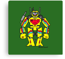 robots in disguise Canvas Print